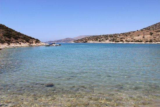 Panormos Beach : La baia di Panormos