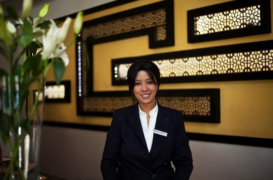 Royal Mirage Agadir Hotel : Front office