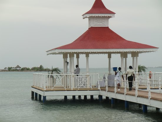 Grand Bahia Principe La Romana: Muelle