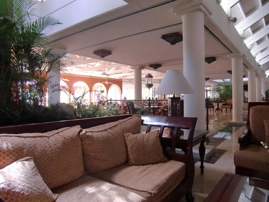 Grand Bahia Principe La Romana : Lobby del Hotel