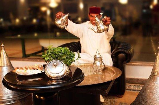 Royal Mirage Agadir Hotel: tea time in Breakfast