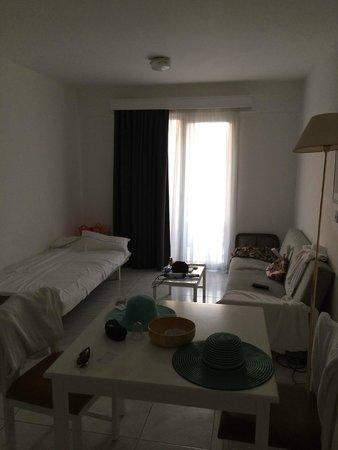 Anemi Hotel Apartments: комната с кухней студио