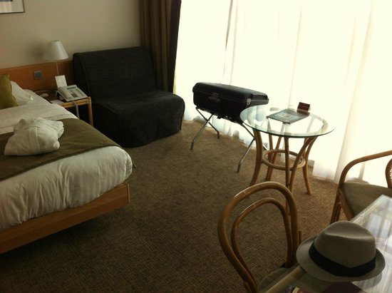 K+K Hotel Fenix : My Room