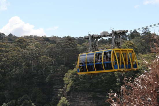 Scenic World Blue Mountains : В Катумбу