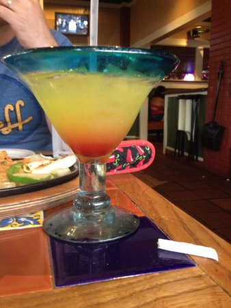 Chili's Bar & Grill - International Drive: Tropical sunrise margarita