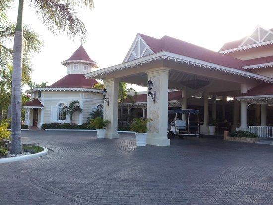 Grand Bahia Principe Turquesa: Recepción