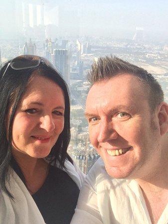 Burj Khalifa: Selfies x