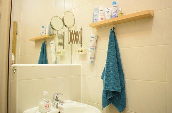 Sixmiles Guesthouse : Shared bathroom
