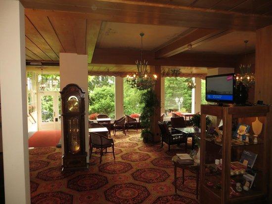 Hotel Wengener Hof: Hotel lounge