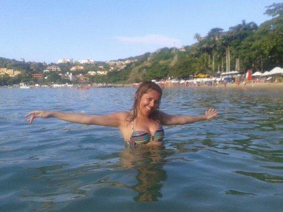 Joao Fernandes Beach: Linda praia !!!