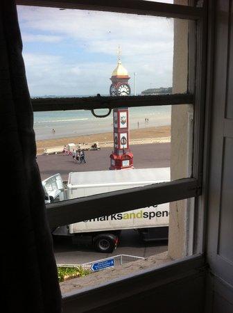 The Leam Hotel: Sea View Room 1