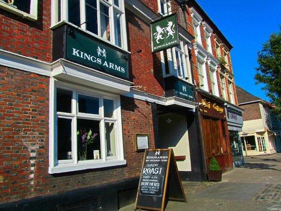 The Kings Arms: Kings Arms