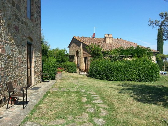 Rigone in Chianti: Haus