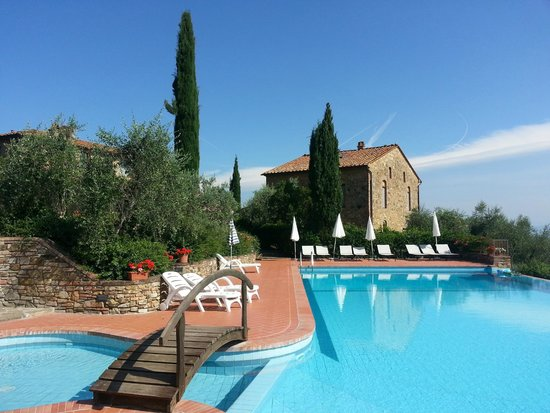 Rigone in Chianti : Pool