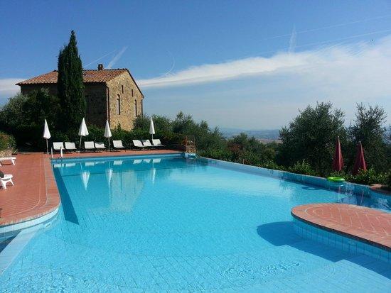 Rigone in Chianti: Pool