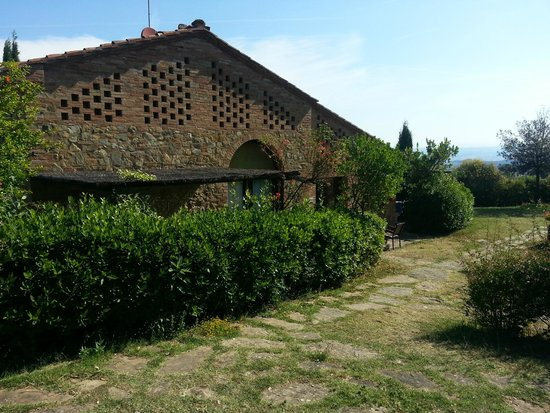 Rigone in Chianti : Haus