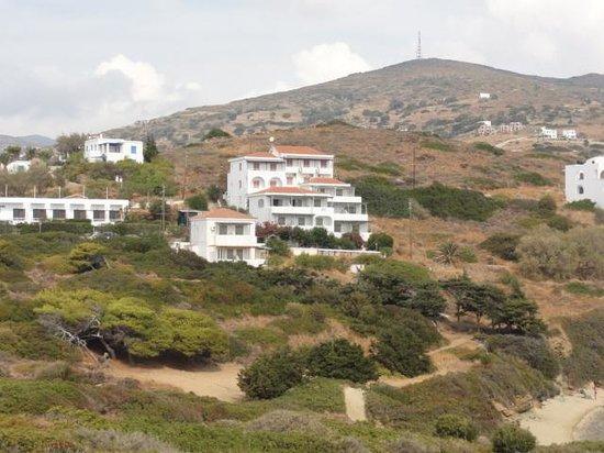 Villas Nora-Norita: Appartementen Nora op een prachtige locatie