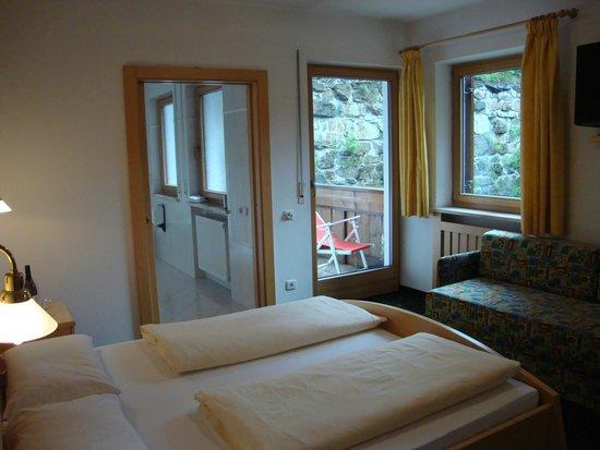 Hotel Maibad: Zimmer