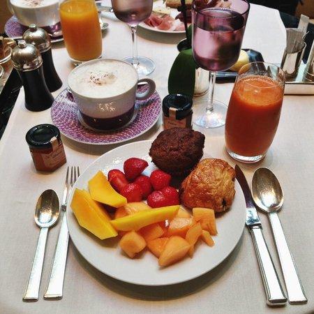 Park Hyatt Paris - Vendome: Best Breakfast