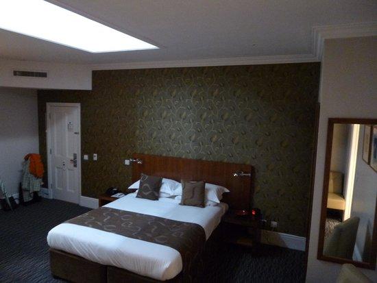 54 Boutique Hotel : Bedroom....