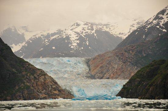 Tracy Arm Fjord: Sawyer Glacier