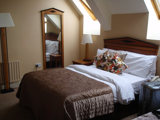 Davitts Kenmare Guesthouse : chambre