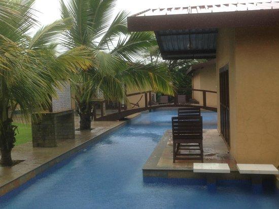 Treasure Island Resorts : Lagoon View