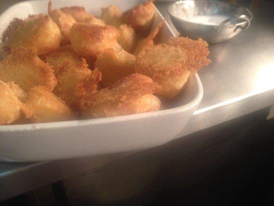 The White Hart Hotel Restaurant: Sunday roasties