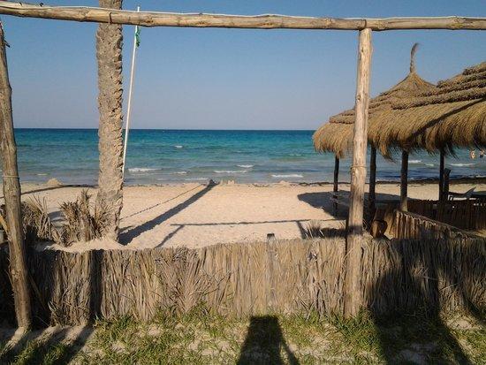 Club Diana Rimel Djerba : plage