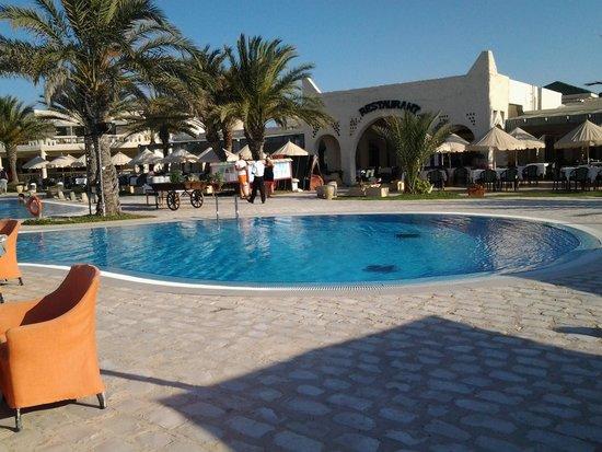 Club Diana Rimel Djerba : piscine