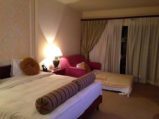 Port Ghalib Resort : Familyroom 1245