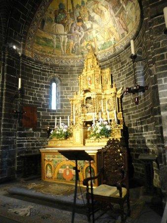 Chiesa San Giacomo: Altar da Igreja