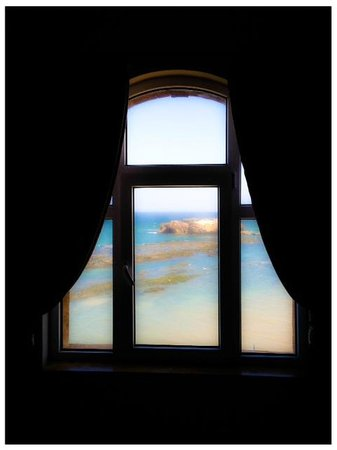 Riad Perle d'Eau: Camera sul mare
