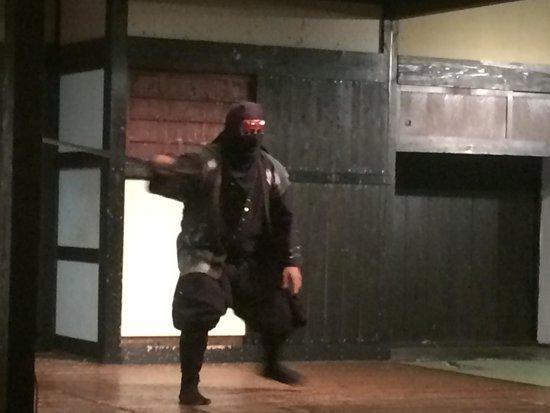 Hizen Yumekaido: ninja man (main dude)