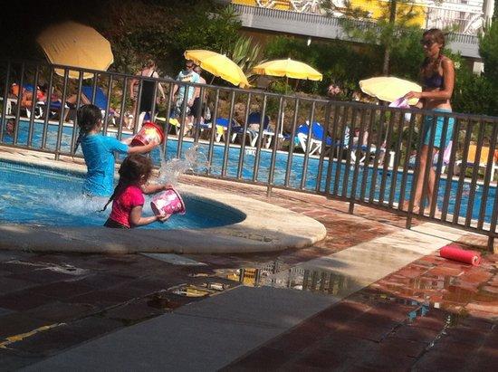 Pinhal da Marina : Kids pool