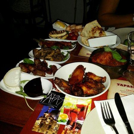 Göteborg Tapas Restaurang