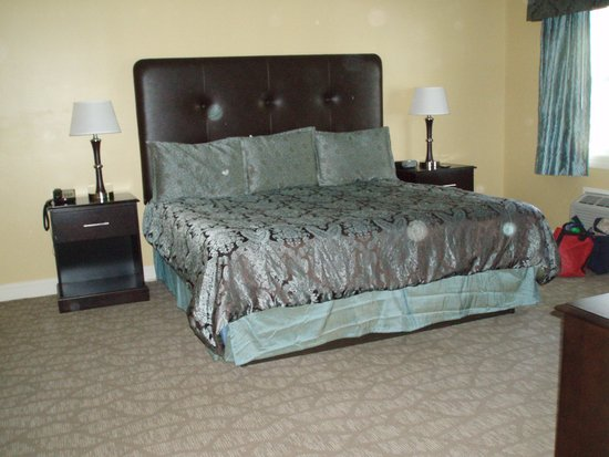 Golden Apple Inn: Room
