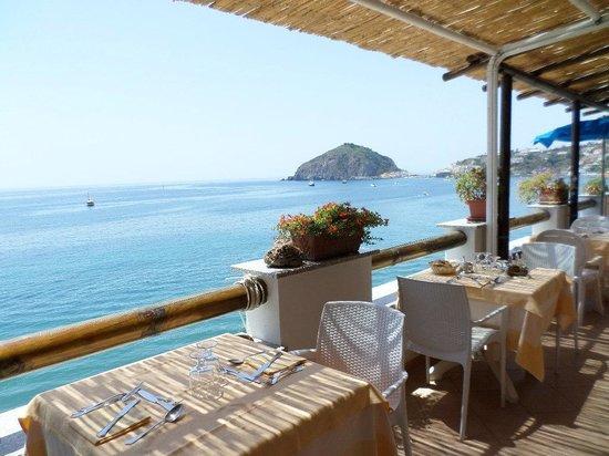 Hotel La Gondola: Panorama sala ristorante