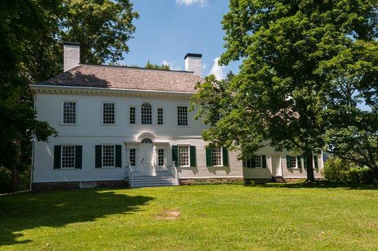 Morristown National Historical Park, Washington Headquarters and Museum : Ford Manson - Washington's Headquarters
