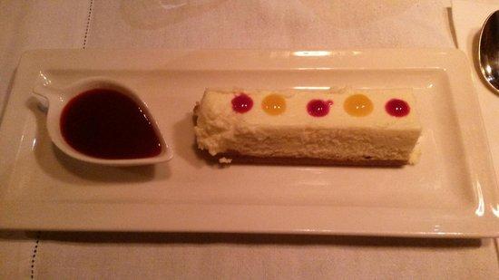 LE BOUCHON- : Chesse Cake