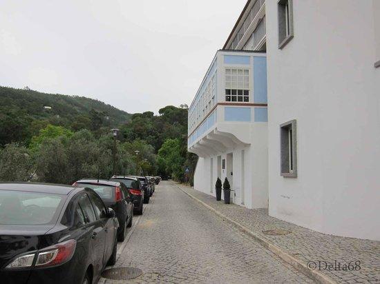 Villa Termal das Caldas de Monchique Spa & Resort: Hotel D Carlos