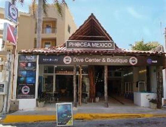 Phocea Mexico Dive Shop