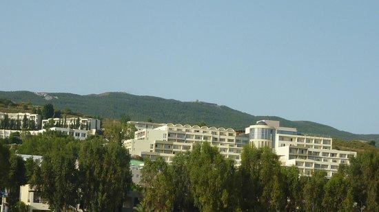 Kipriotis Panorama Hotel & Suites: Schöne Lage