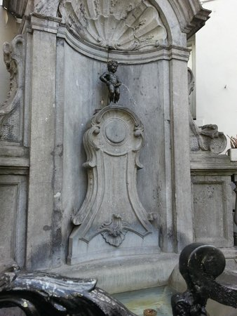 Manneken Pis : Brussels