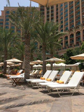 Atlantis, The Palm : ool area