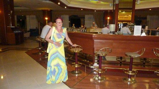 Kipriotis Panorama Hotel & Suites: Schöne Dame