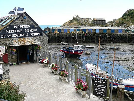 ‪Polperro Heritage Museum of Smuggling & Fishing‬