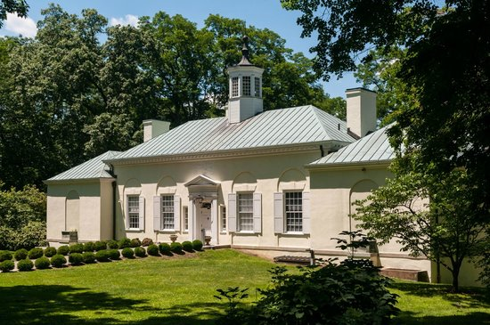 Ford Mansion and Museum: Museum with George Washington Artifacts