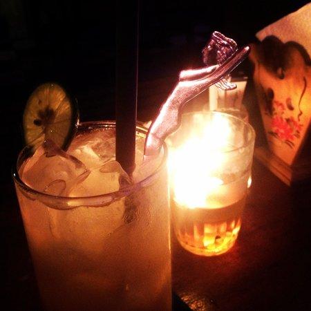 Cupit Warung BBQ: Home made Ginger Alr