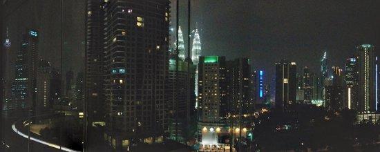 The Westin Kuala Lumpur: That view